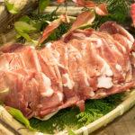 猪モモ肉スライス