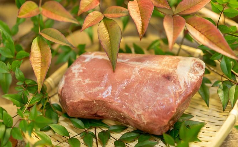 美容食 鹿肉