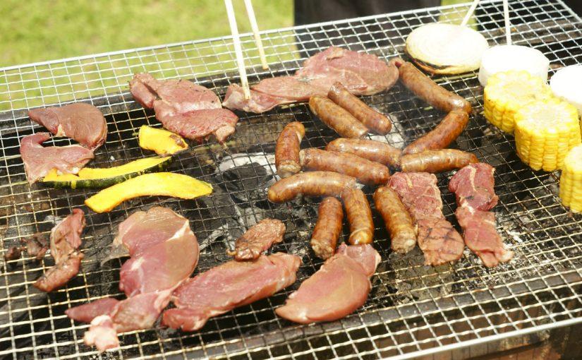 広島でジビエBBQが開催されました