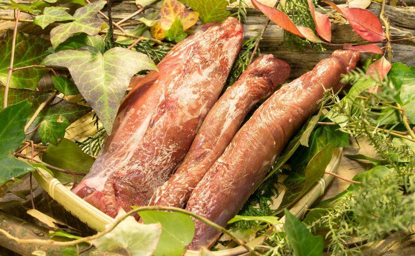 猪ヒレ肉について