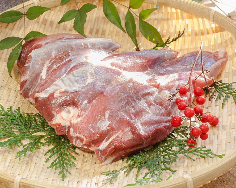 猪スネ肉がアツい! -②-