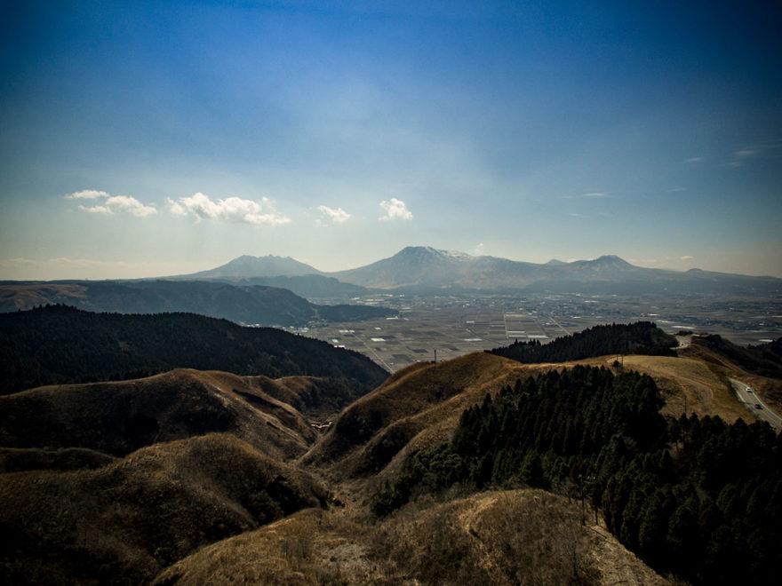 熊本エリアの山地
