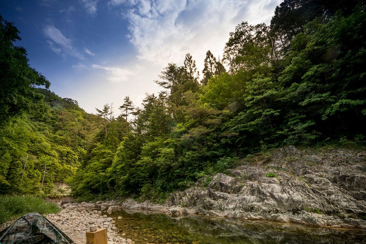 小瀬川上流