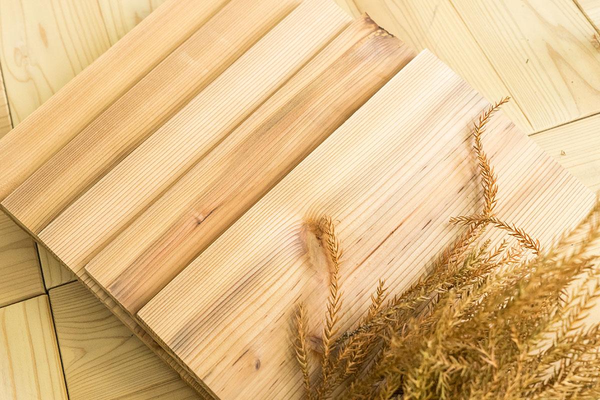 ウッドプランク 杉板