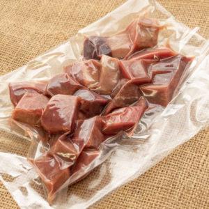 愛媛県産のペット用 猪肉