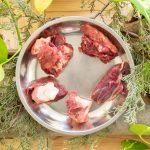 ペット用の猪の生肉について