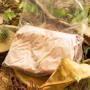 愛媛県産の猪肉