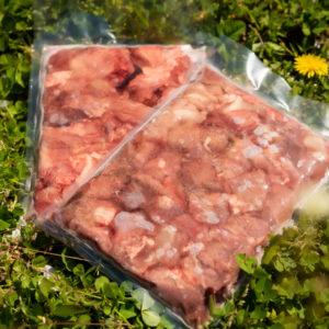 愛犬 愛猫用 鹿肉1kg