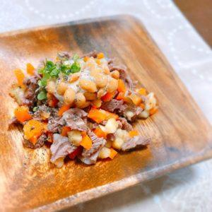 免疫力を上げる食材レシピ