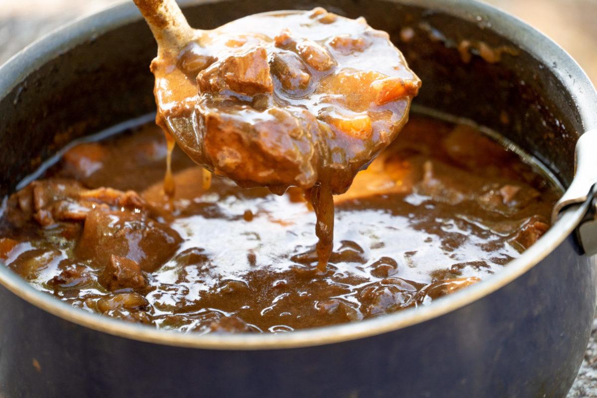 廃棄品でも美味..ペット用鹿肉を調理した話