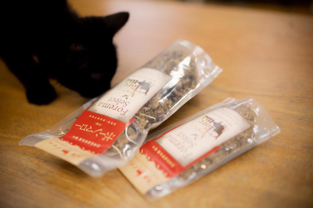 愛猫にとって嬉しい特別な贈りものおやつについて。