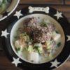 鹿肉団子ごま豆乳鍋