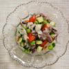 きゅうりともやしのサラダ